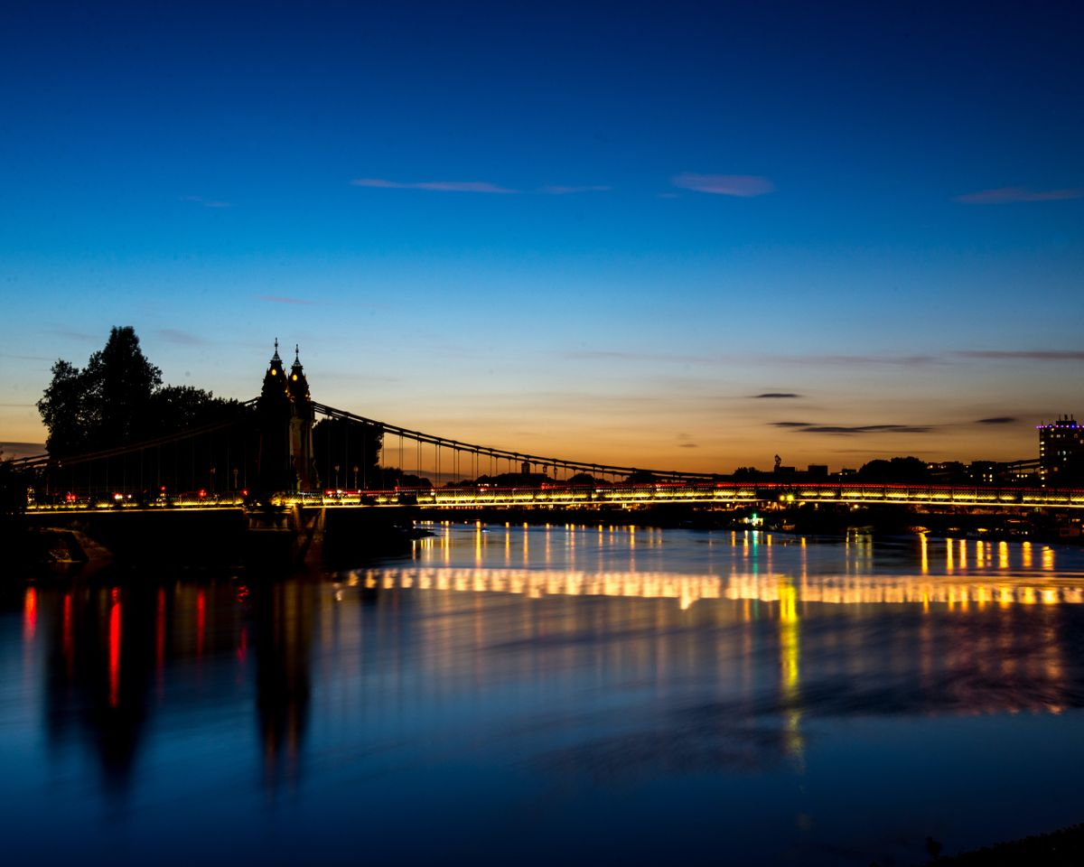 There are loads of great places to meet your personal trainer in Fulham