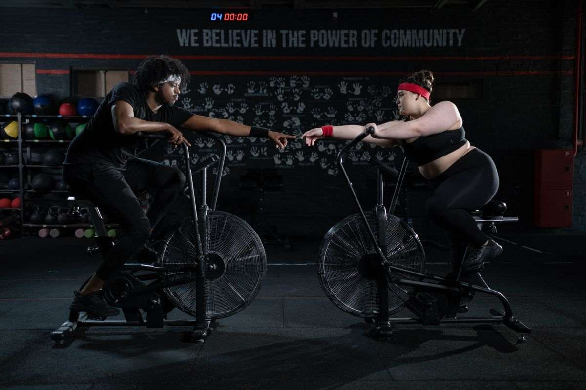 People on the best stationary bikes of 2021.