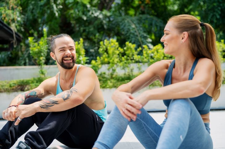 Meet your female personal trainer before booking a session