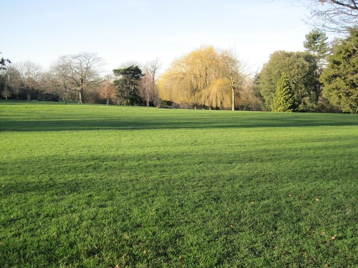 Imagine taking a run here with your personal trainer in Hackney.