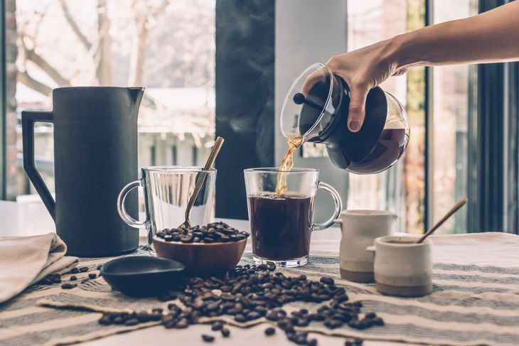 Personal trainers say to limit your caffeine intake to increase your metabolic rate.