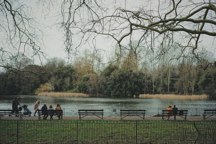 Personal trainer in Wandsworth's Battersea Park