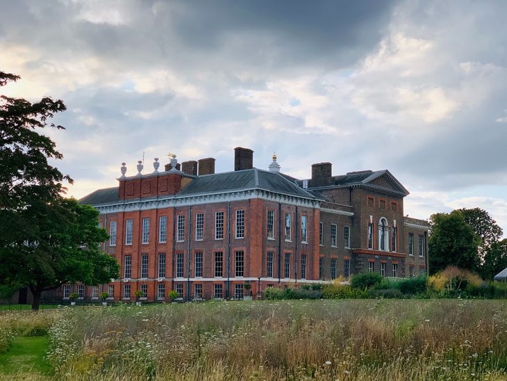 Kensington Gardens are a great place to meet your personal trainer in Kensington.