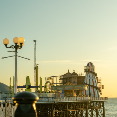 Why not take a run along the coast with one of the many personal trainers in Brighton on our site?