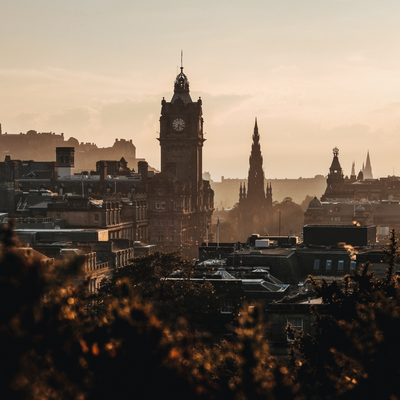 Get together for a run with one of the personal trainers in Edinburgh on our site and enjoy the city's beautiful buildings and natural surroundings.