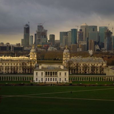 One of many beautiful places to meet your personal trainer in Greenwich.