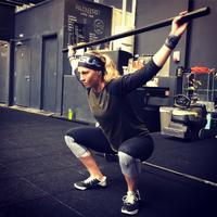 Aniko Nicolaidou personal fitness trainer
