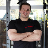 Anthony Ioannides personal fitness trainer
