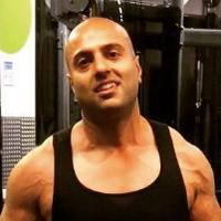 Awaiz Farid personal fitness trainer