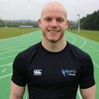 Jamie Hartnoll personal fitness trainer