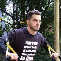 Gabriel Ancu personal fitness trainer