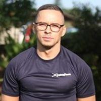 Genrik Ko personal fitness trainer