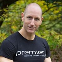 David Page personal trainer