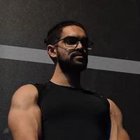 Mayoor Jobanputra personal fitness trainer