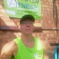 Peter Hughes personal fitness trainer