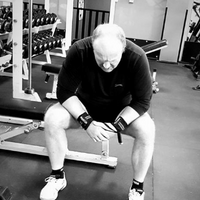 Richard Draper personal fitness trainer
