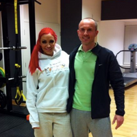 Anthony Chapman personal fitness trainer
