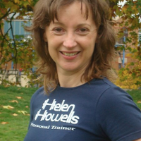 Helen Hill personal fitness trainer