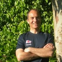 Conrad Rafique personal trainer