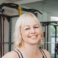 Sue Clark personal fitness trainer