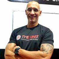 Adrian Tate personal fitness trainer