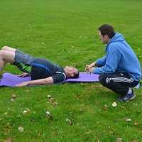 James Wood personal fitness trainer