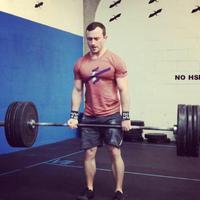 Nicholas Frederic Smith personal trainer