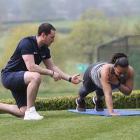 Matt Davies personal trainer