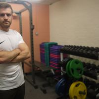 Wayne Prout personal trainer
