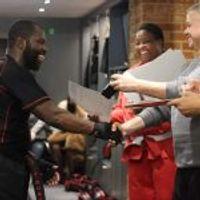 Ismael Essilfie-Quaye personal fitness trainer