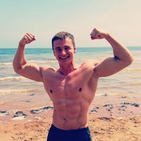 Piotr Leniart personal fitness trainer