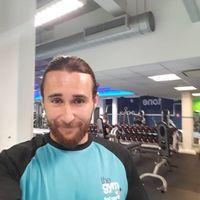 Seddik Echchafiki personal trainer