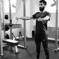 Amandeep Ruprai personal trainer