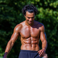 Kaveh Zadeh personal fitness trainer