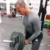 Lewis Hector personal trainer
