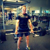 Samuel Cranny-Evans personal fitness trainer