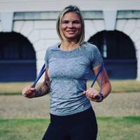 Justina Triasovaite personal trainer