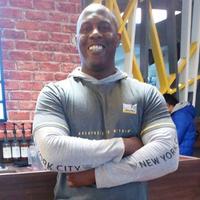 Reuben Davis personal fitness trainer
