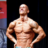 Rolandas Malinauskas personal fitness trainer