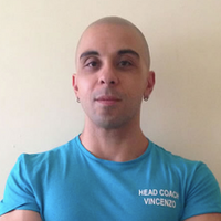 Vincenzo Piazza personal fitness trainer