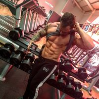Anthony Brooking personal trainer