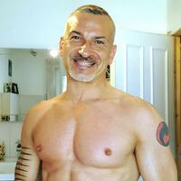 Fabrizio Gallozzi personal fitness trainer