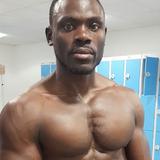 Djuma Oliver personal trainer in Peterborough