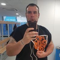 Lajos Kalauz personal fitness trainer