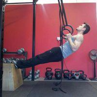 Adam Allsop personal trainer
