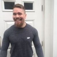 James Rix personal fitness trainer