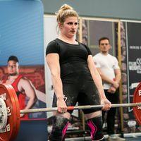 Kristina March personal trainer