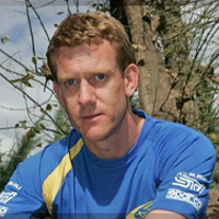 John Mills personal trainer