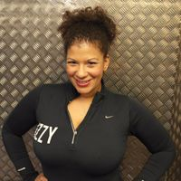 Izzy Nkiessu-Guifo personal trainer