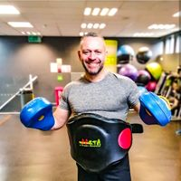 Tony McDonnell personal fitness trainer